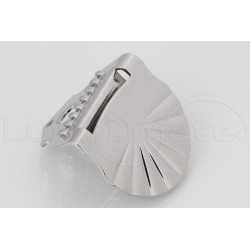 Mandolin Tailpiece Chrome
