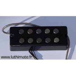 SoapBar 5 strings Bass Pickup