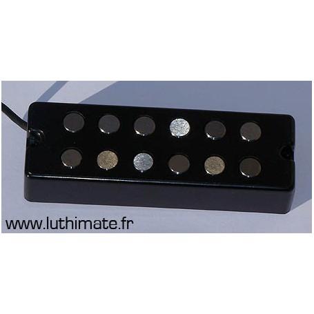 Micro Basse SoapBar 6 cordes