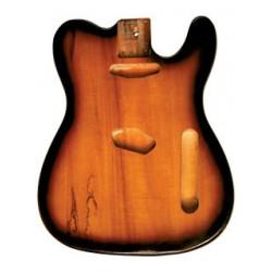 Guitar Body T-STYLE/TOBACCO SUNBURST