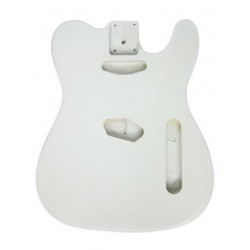 Guitar Body T-STYLE/WHITE