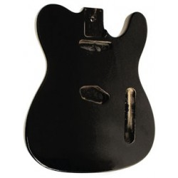 Guitar Body T-STYLE/BLACK