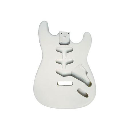 Guitar Body S-STYLE/WHITE