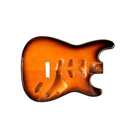 Guitar Body S-STYLE/TOBACCO SUNBURST