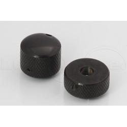 Bouton NOLLelectronic double noir