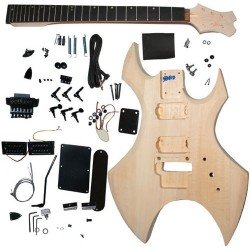 Metal Style Guitar Kit