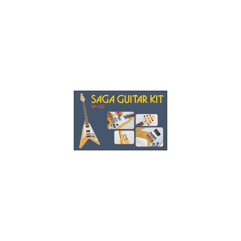 Flying V Guitar Kit