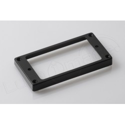black flat plastic pickup ring 12mm