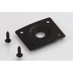 Plaque Jack Rectangulaire Black