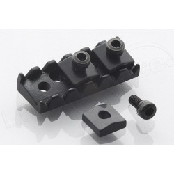 Locking Nut 42 mm black
