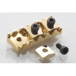 Locking Nut 43 mm gold