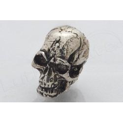 Metal Knob ROADRUNNER SILVERSKULL