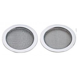 Resonator Sound Holes Screen