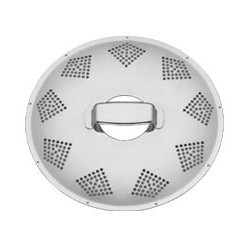 Couvercle Resonator Chrome