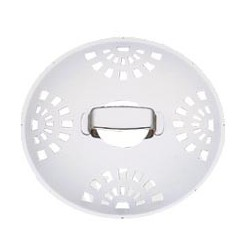 Resonator Cover plate Chrome