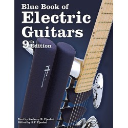 BLUE BOOK ELECTRIC GUITARS 9EME ED