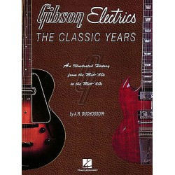 GIBSON ELECTRICS CLASSIC YEAR RVSD
