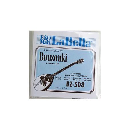 LaBella 8 strings Bousouki set