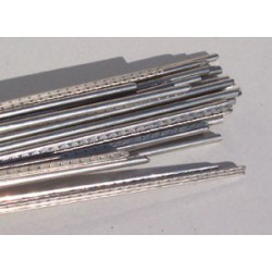 Set of Special stainless steel fretwire 2 mm wide