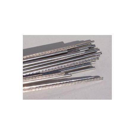 Frettes acier inoxydable 2 mm