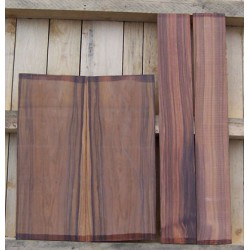Bolivian Rosewood Set Backs+Sides
