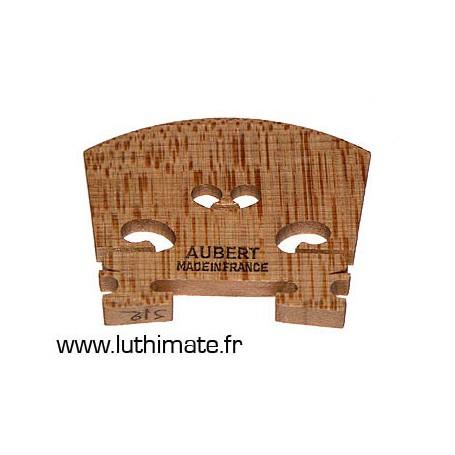 Aubert Violin 1/2 treated bridge
