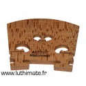 Aubert Violin 4/4 treated bridge
