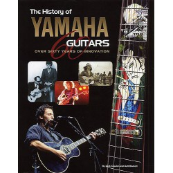 The History of Yamaha Guitars