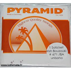 PYRAMID Irish Bouzouki strings