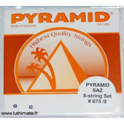 PYRAMID Saz Strings