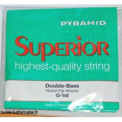 PYRAMID Contrabass Strings
