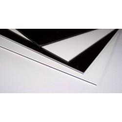 Plaque Noir 300x290 mm