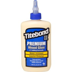 TiteBond II Wood Glue 8oz - 237ml