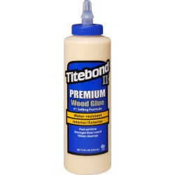 TiteBond II Wood Glue 16oz - 473ml