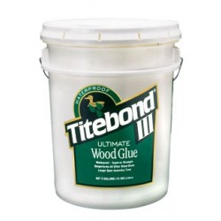 Colle TiteBond III Seau 5 Galons 18.9L