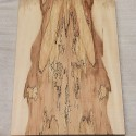 Table Erable Spalted