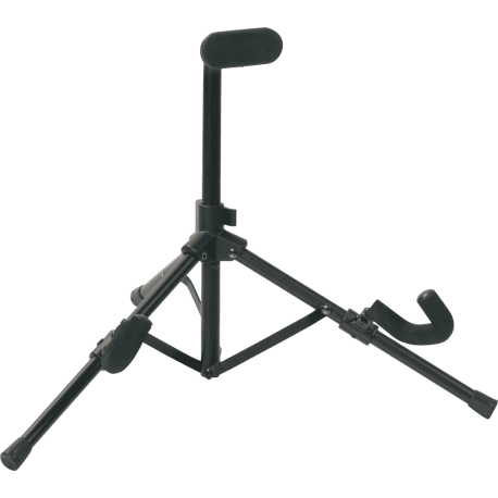 RTX Foldable Guitar Stand Black