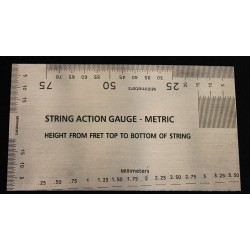 String action gauge