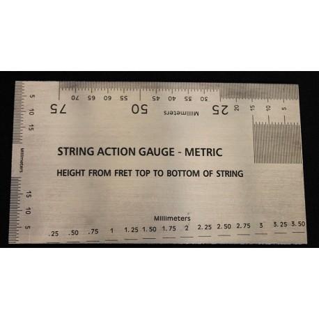 String action gauge