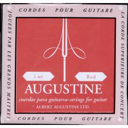AUGUSTINE ROUGE CORDES CLASSIQUE MEDIUM