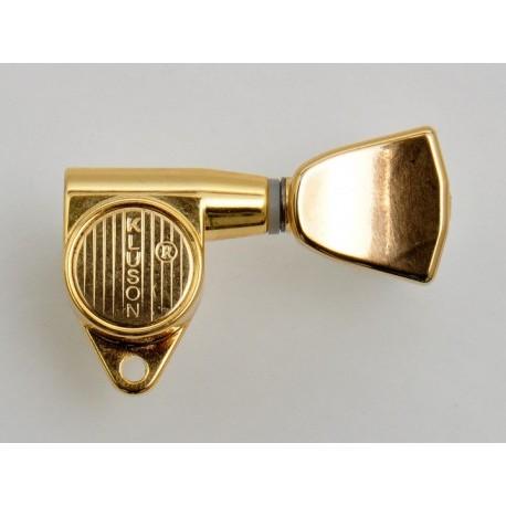 KLUSON Mecanique 3x3 MT33 GOLD