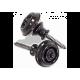 DUNLOP SCHALLER Strap lock black (x2)