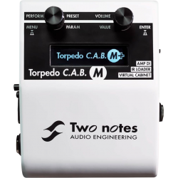 TORPEDO CAB M+ TWO NOTES