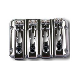 ULTRA DELUXE BASS BRIDGE CHROME