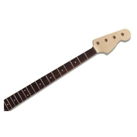 Ebony J. Bass® Type Neck without finish
