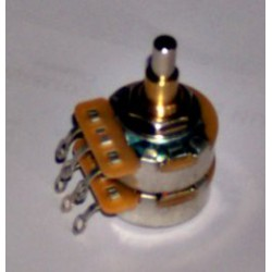 Potentiomètre double 500K/250K