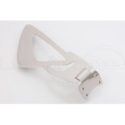 ABM Tailpiece Jazz nickel