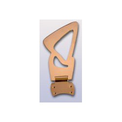 ABM Tailpiece Jazz Gold