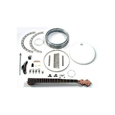 Open Back Resonator Banjo Kit