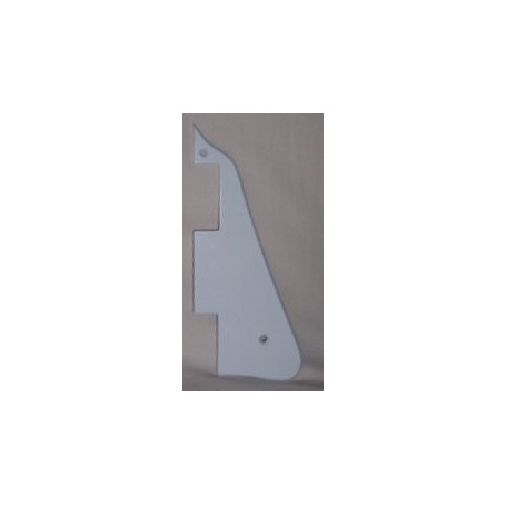 White LP Pickguard